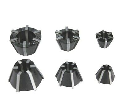 Replacement 9mm Rubber Collet Suitable For The M8 To M20 Tapping Head JSN20 • 38£