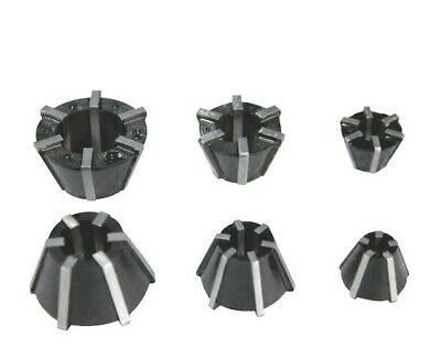 Replacement 7mm Rubber Collet Suitable For The M5 To M12 Tapping Head JSN12 • 35£