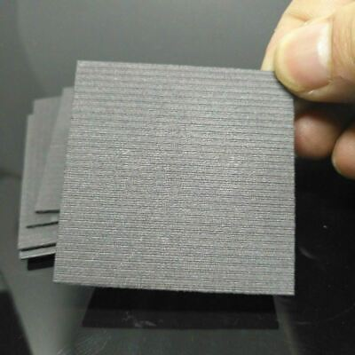 50x50x1mm High Pure Carbon Graphite Sheet Anode Plate For EDM Electrode , Electr • 12.99£