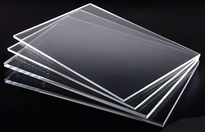 Clear Polycarbonate Sheet Cut To Size - 2mm 3mm 4mm 5mm 6mm - Competitive Prices • 21.83£
