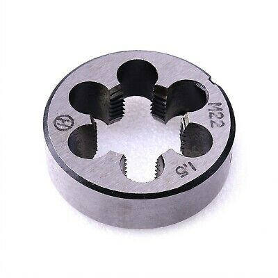 ATOPLEE M22 X 1.5mm Metric Right Hand Thread Die,1pc • 24.04£
