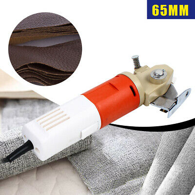 Electric Cloth Cutter Round Blade  Fabric Cutting Machine Leather Cutter 65mm UK • 45.80£