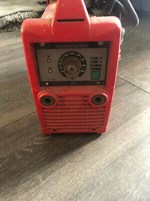 Fronius Transpocket 2500 Welder • 300£