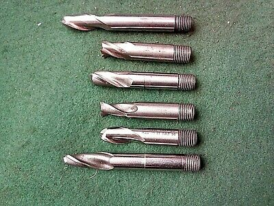End Mills Job Lot • 3£