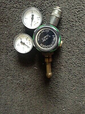Nitrogen Regulator With PCL Fitting • 10£