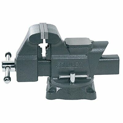 Stanley 183066 MaxSteel Heavy-Duty Bench Vice 100mm 4-inch • 56.99£