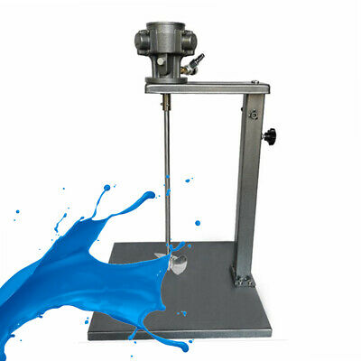 5 Gallon 20L Pneumatic Paint Mixer Mixing Tool 1/4HP Paint Coating Blender New • 110.45£