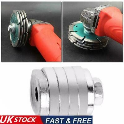 M10 M14 Angle Grinder To Grooving Machine Adapter Replacement G7T8 • 9.56£