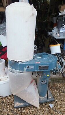 Dust Extractor Chip Extractor Axminster Power Tool Lathe Bandsaw Woodturning. • 50£
