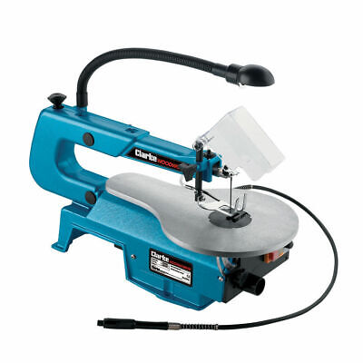 Clarke CSS400C 16  Variable Speed Scroll Saw • 150.84£