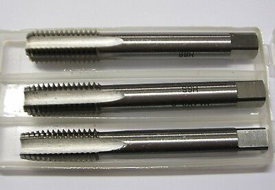 M12 X 1.25mm Metric Fine Pitch Tap Set Of 3 Including Plug Taper Second Taps  • 34.99£