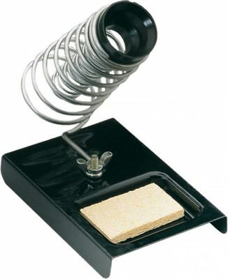New Metal Soldering Iron Stand And Cleaning Pad Holder • 8.19£