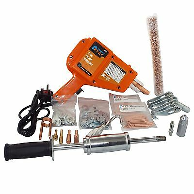 Sale! Spot Stud Welder Tool Kit + Squiggly Wire For Smart Repairs • 305.50£