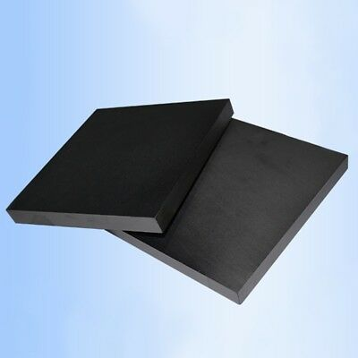 99.9% Pure 10x10cm Graphite Sheets Electrode Material Refractory 1-10mm Thick • 11.93£