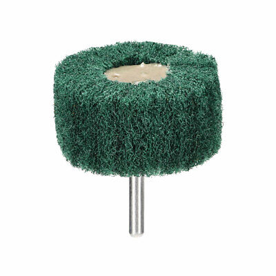 Abrasive Wheel 60mm X 30mm Buffing Polishing Wheel With 6mm Shank • 3.56£