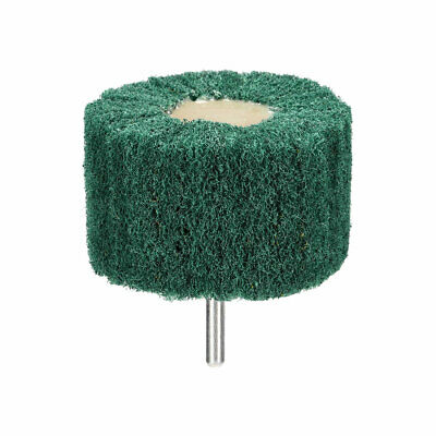Abrasive Wheel 80mm X 50mm Buffing Polishing Wheel With 6mm Shank • 7.15£