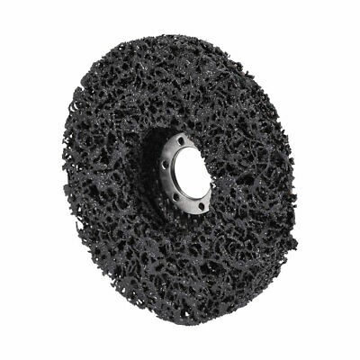 5 Inch Nylon Polishing Wheel Buffing Pad Felt Disc Black • 7.33£