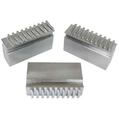 Soft Scroll Jaws To Fit Tos 200mm Chucks TO20 • 46.95£
