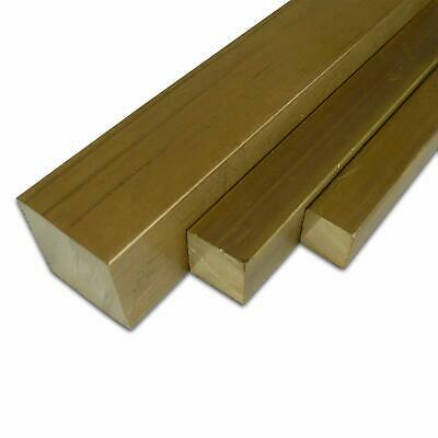 Square Brass Bar Various Sizes And Lengths • 10.49£