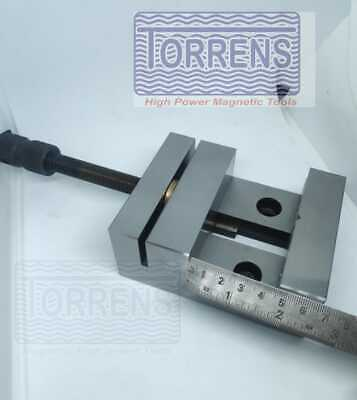 Vice Of Vertical Milling Slide Suitable For Fixed & Swivel Base Hardened 85mm • 62.04£