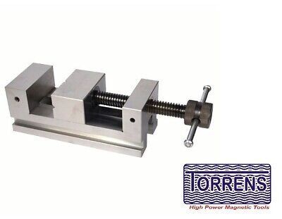 Grinding Vice 3  80mm Screw Type High Quality Hardend & Ground Work Holding • 86.75£
