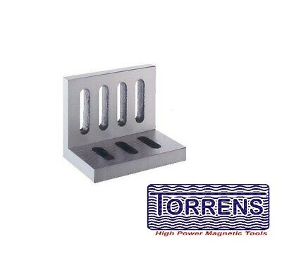 Angle Plate Slotted 112x88x75mm Use For Milling & Grinding Purpose High Quality • 57.59£
