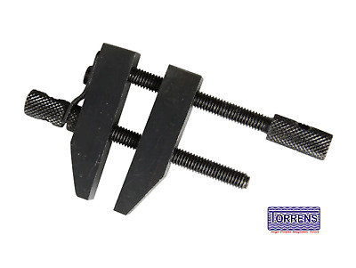 2  -50mm Hold Parallel Clamp Toolmaker Vintage Machinist Vice Hand Clamping Tool • 19.83£