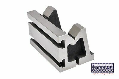 V-Angle Plates (Slotted) 3  X 3  X 5  For Milling Workholding • 59.96£