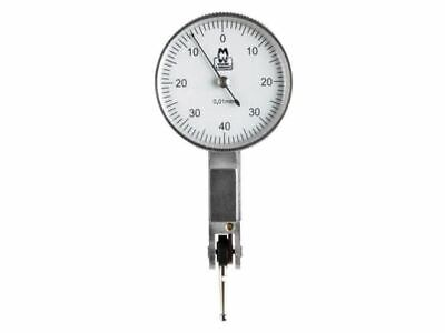Moore & Wright MW420-03 Dial Test Indicators 0.8mm Res 0.01mm • 55.92£