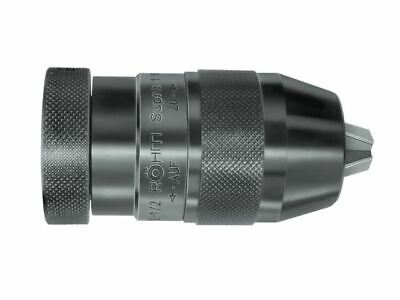 Rohm SUPRA 13mm Keyless Chuck Female Mount S 3/8 X 24 • 53.95£