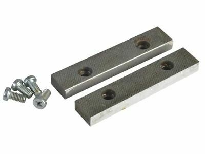 IRWIN Record PT.D Replacement Pair Jaws & Screws 125mm (5in) For 5 Vice • 36.72£