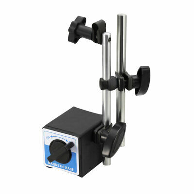 Magnetic Holder Base Stand Adjustable 195mm For Level Dial Test Gage Indicator • 21.50£