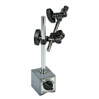MITUTOYO Magnetic Base 7011S -10 For Dial Indicator Stand & Gauges MADE IN JAPAN • 46.82£