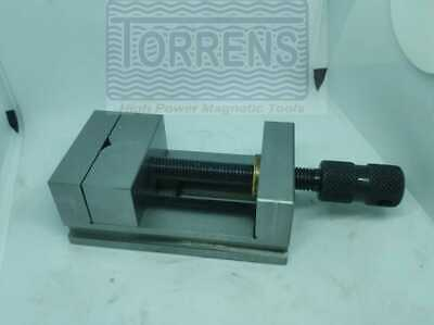ToolMaker Grinding Vice 2.3/8 / 60mm Hardend & Ground High Quality • 46.27£