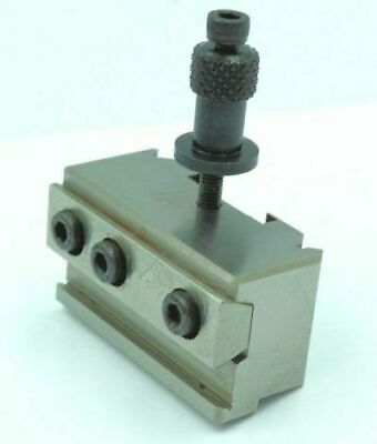 Spare Holder For T-37 Dickson Type Quick Change Tool Post , Parting Holder T37 • 22.29£