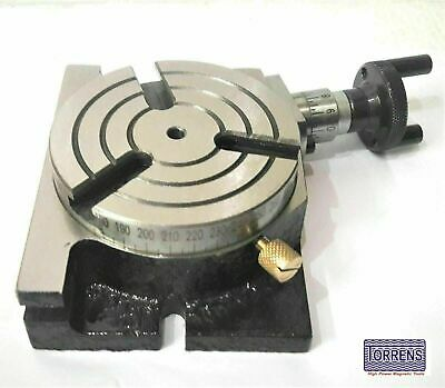 Rotary Table 3  / 75mm 3 Slot Horizontal-Vertical High Quality Workholding • 45.57£