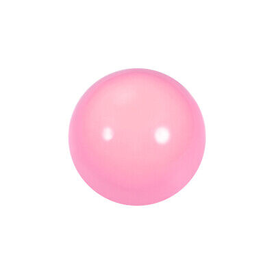 30mm Dia Acrylic Ball Pink Sphere Ornament Solid Balls 1.2  • 3.50£