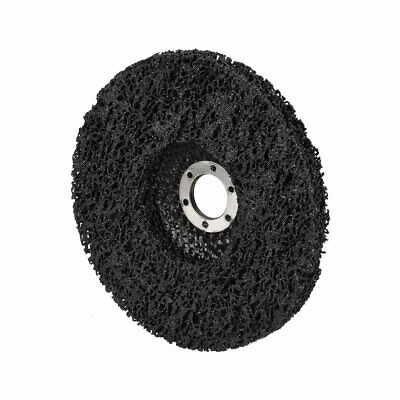 6 Inch Nylon Polishing Wheel Buffing Pad Felt Disc Black • 8.35£