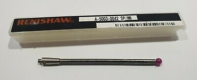 Renishaw A-5003-0042 M2 Dia3 By 50mm Styli • 30£