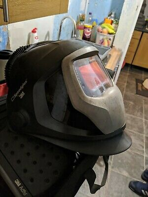 Speedglass Welding Mask And Airfed  • 255£