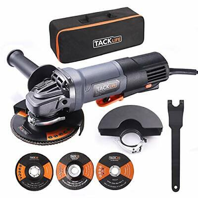Tacklife P3AG125 Angle Grinder, 1300 W, 125 Mm, 12000 Rpm, Tool With Blade • 66.61£