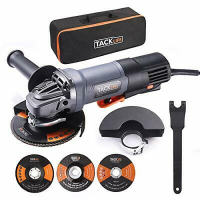 Tacklife P3AG125 1300W 12000 RPM Angle Grinder With Blade Guard And 125 Mm • 56.99£