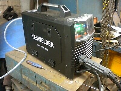 MIG Welder 250amp Single Phase 240v • 360£
