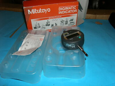 ABSOLUTE ID-S Mitutoyo 543-682 Digimatic Indicator Stem Mount Lathe Milling • 54.99£