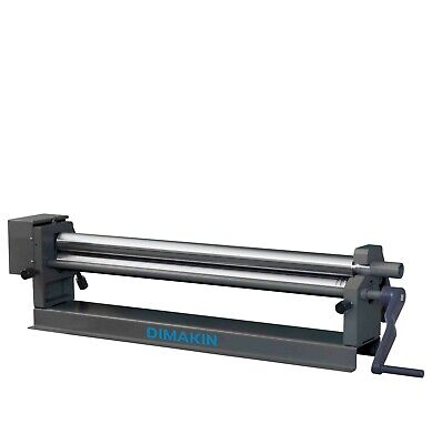 Manually Operated Sheet Metal Slip Roll Plate Roll Roll Former (PR-1316M) • 2,411£