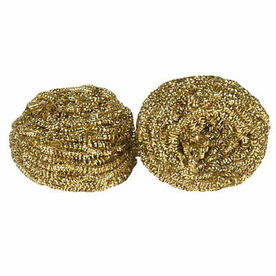 Weller T0051384199 Metal Wool Brass For WDC 2- Pack Of 2 • 11.49£