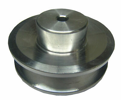 RDGTOOLS 5  V PULLEY 25MM BORE / USED WITH V BELT / Vee • 17.50£