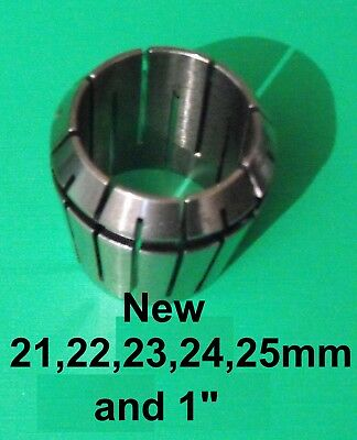 Gloster ER32 Collet All Sizes 2.0-25.0mm And 1  NEW DIN6499B Quality Collets • 19.20£