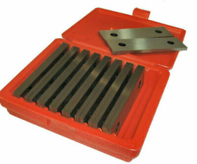 RDGTOOLS 18PC PARALLEL SET / 9 PAIRS / 1/4  Wide VICE MILLING TOOLS • 65.50£