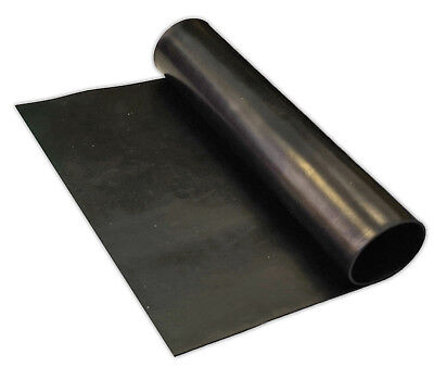 High Temperature Fuel & Chemical Resistant Viton Rubber Sheet 1mm - 6mm Thick  • 11.25£
